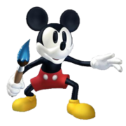 200px-Mickey standing