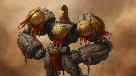 File:R169 457x256 6014 Golem Valor 2d concept monster rock golem stone creature fantasy picture image digital art.jpg