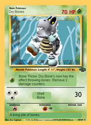 Dry Bones Card