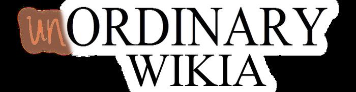 Unordinary-Wiki-wordmark
