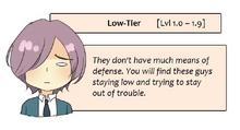 UnOrdinary Low Tier