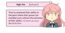 UnOrdinary High Tier