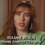 Roxanne bowlin