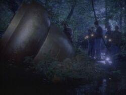 Kecksburg ufo4 mysterious object