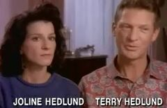 Joline and terry hedlund