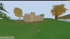 Oulton Isle Castle