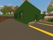 Summerside Military Base - building 1