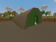 Summerside Military Base - tent 2