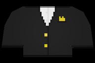 Tuxedo Top Gold 24