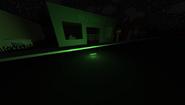 Chemlight at night