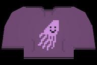 Hoodie Squid
