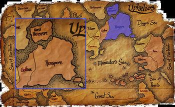 Herespere map copy