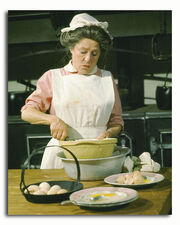 Tograph of angela baddeley as mrs kate bridges cook from upstairs downstairs available in 4 sizes framed or unframed buy now at starstills 49658 zoom