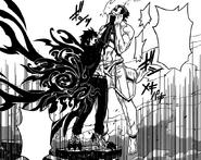 Touta chokes Kaito