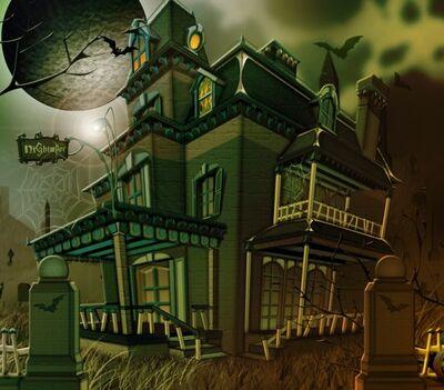 Nigthmare old manor