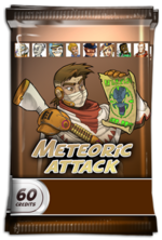 Pack meteoric attack