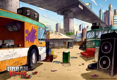 Urban Rivals Junz