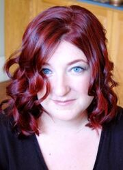 Nicole D. Peeler red