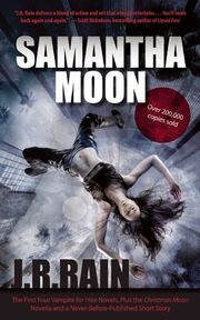 Samantha Moon- The First Four Vampire for Hire Novels
