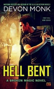 Hell Bent (Broken Magic, -1)