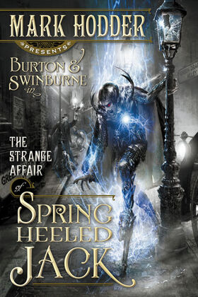 1. The Strange Affair of Spring Heeled Jack (2010)