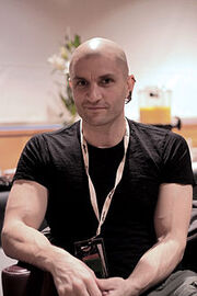 220px-China Mieville