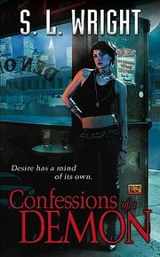 Confessions of a Demon (Allay -1) by Susan Wright