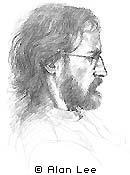 John Howe sketch