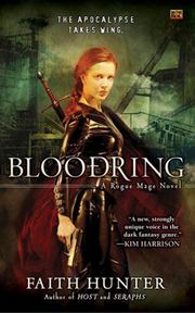 2008-Bloodring (Rogue Mage -1) by Faith Hunter