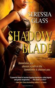 Shadow Blade (Shadowchasers -1) by Seressia Glass