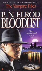 Bloodlist (Vampire Files -1) by P.N. Elrod