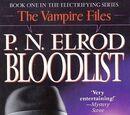 Vampire Files series