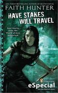4.5. Have Stakes Will Travel collection (2012) eBook-collection (Four Yellowrock-verse stories)