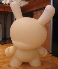 Blank dunny