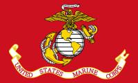 USMC FLAG