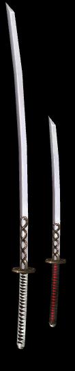 Redeye Dual Swords (Model)