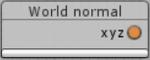 World normal