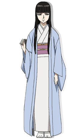 Sumako anime design