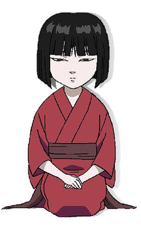Omamori anime design