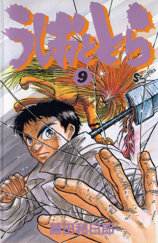File:Ushio and Tora Volume 9.png