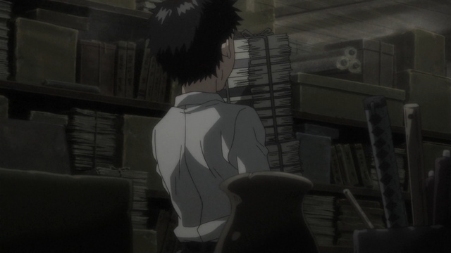 File:Episode 1 - Ushio carrying books.png