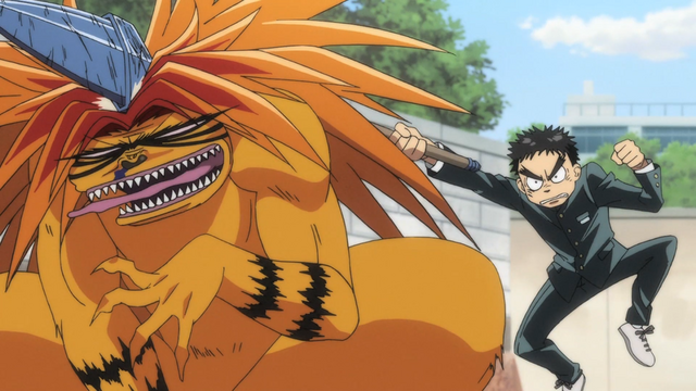 File:Episode 2 - Tora comically attacked by Ushio again.png