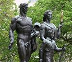 Boy Scout Monument