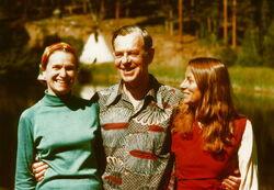 Joseph Campbell & Joan Halifax