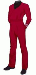 Uniform utility red senior cpo