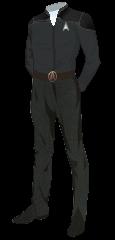Uniform Admiral Black