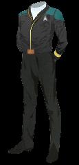 Uniform Jacket Admiral Blue
