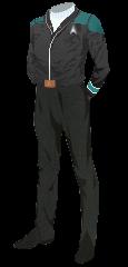 Uniform Jacket CO Blue