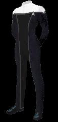 Uniform Flightsuit Black