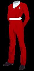 Uniform SFFC Utility Red